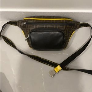 Authentic Fendi belt bag